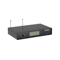 UHF WIRELESS MICROPHONE RECEIVERS